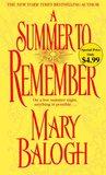 A Summer to Remember (Bedwyn Prequels #2)