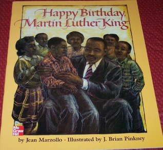 Happy Birthday, Martin Luther King Grade K (copyright 1993)