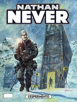 Nathan Never n. 225: L'esperimento
