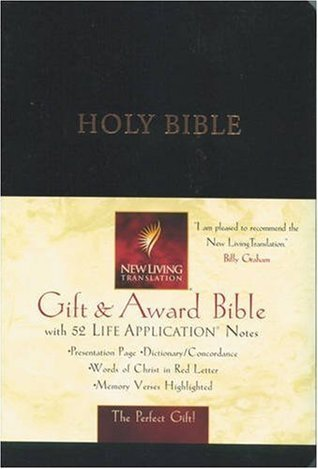 Holy Bible: New Living Translation. Gift & Award Edition