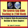 The Genesis Gap Bible Teaching in 2700 Words