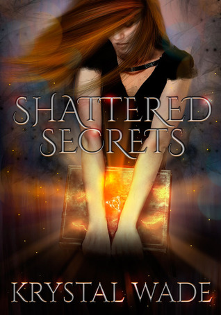 Shattered Secrets (Book of Red #1)