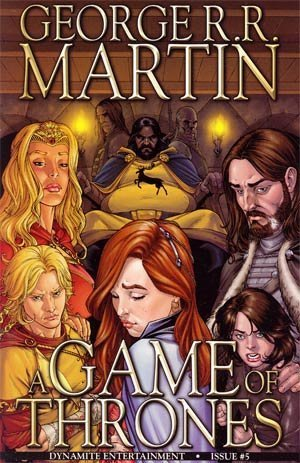 A Game of Thrones: Comic Book, Issue 5