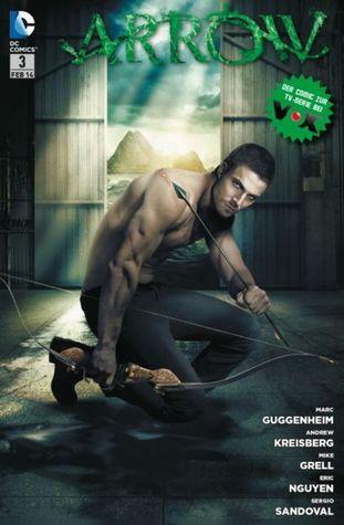 Arrow: Das Auge des Jägers (Comic zur TV-Serie, #3)