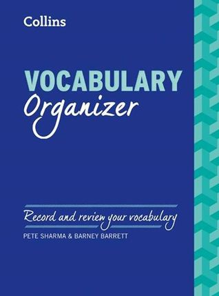 Vocabulary Organizer: Record and Review Your Vocabulary