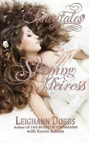 Sleeping Heiress (Fancytales Regency Romance, #6)
