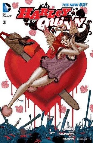 Harley Quinn (2013- ) #3