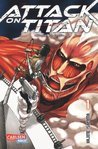 Attack on Titan 01 by Hajime Isayama