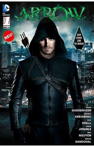 Arrow: Vergeltung (Comic zur TV-Serie, #1)