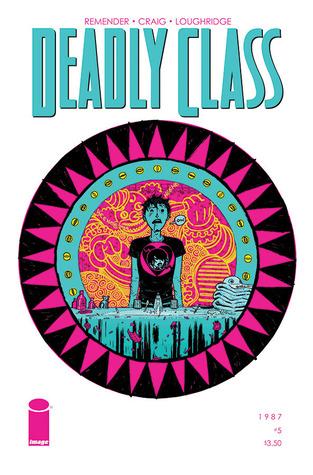 Deadly Class #5