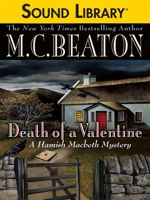 Death of a Valentine [Hamish Macbeth Mysteries #25]