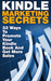 Kindle Marketing Secrets - 33 Ways to Promote Your Kindle Boo... by Stefan Pylarinos
