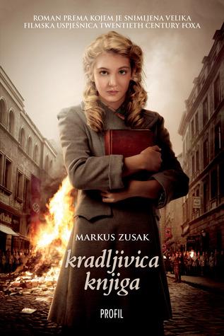 Ebook Kradljivica knjiga by Markus Zusak TXT!