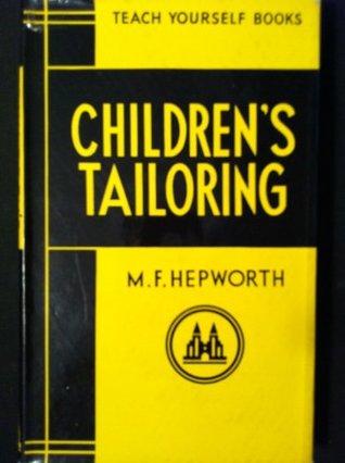 Children's Tailoring (Teach Yourself Books)