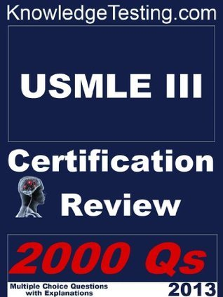 USMLE III Board and Certification Review (USMLE Review Series)