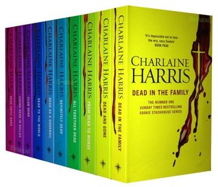 True Blood: The Sookie Stackhouse Novels 10 Book Boxset