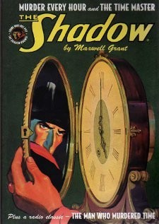 The Shadow Vol. 81: Murder Every Hour & The Time Master