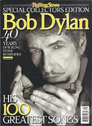 Rolling Stone Magazine: Bob Dylan Special Collector's Edition