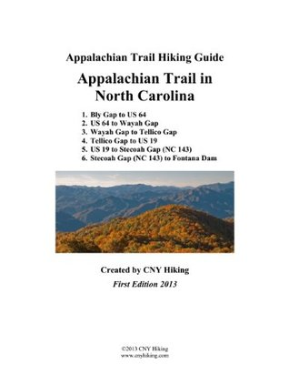 Appalachian Trail Hiking Guide - North Carolina