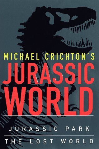 Jurassic world jurassic park the lost world by michael crichton 16752 fandeluxe Choice Image