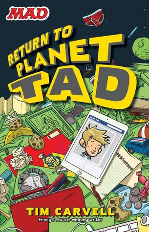 Return to Planet Tad(Planet Tad 2)