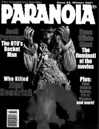 Paranoia Magazine Issue #25