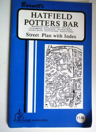 Hatfield Potters Bar by G I Barnett