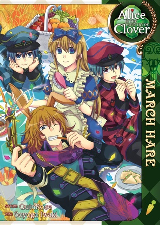 Alice in the Country of Clover: March Hare
