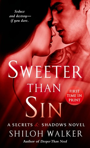 {Review} Sweeter Than Sin by Shiloh Walker