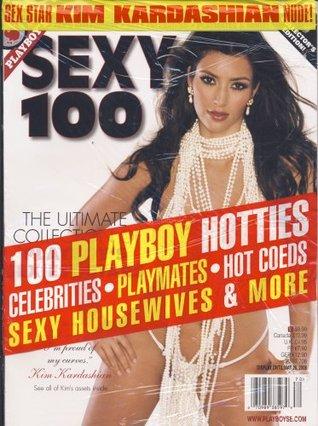 Playboy Sexy 100, Kim Kardashian, March 2008