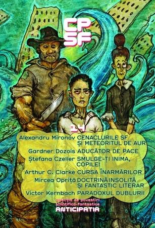 Colecţia de Povestiri Ştiinţifico-Fantastice (CPSF A #14)