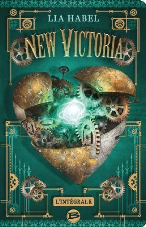 New Victoria, l'intégrale (Gone with the Respiration, #1-2)