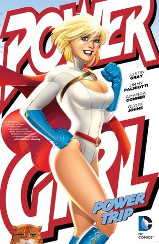 Power Girl by Jimmy Palmiotti