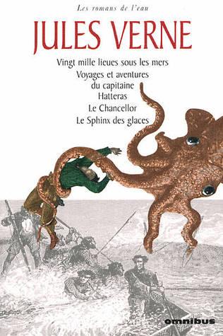 Les romans de l'eau (Jules Verne et les quatre éléments, #1)
