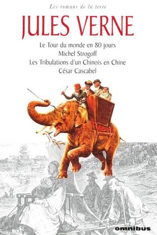 Les romans de la terre (Jules Verne et les quatre éléments, #4)
