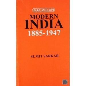 Modern India, 1885 1947