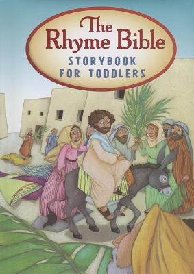 The Rhyme Bible Storybook for Toddlers (ePUB)