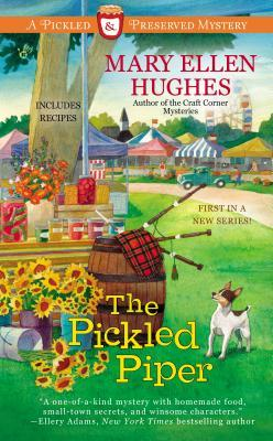 The Pickled Piper (Pickled & Preserved Mystery, #1)