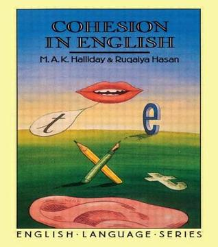 English in cohesion halliday pdf hasan