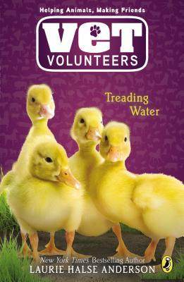 Treading Water (Vet Volunteers, #16)