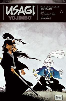 Usagi Yojimbo, Vol. 3: The Wanderer's Road (Usagi Yojimbo, #3)