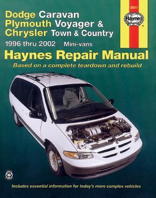 Dodge Caravan/Plymouth Voyager/Chrysler Town & Country 96-02
