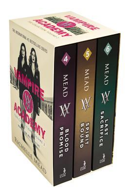 Vampire Academy Box Set 4-6: 2