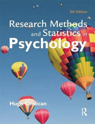 Research Methods and Statistics in Psychology