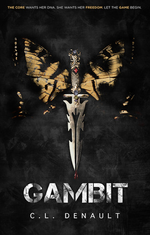 Gambit (The Prodigy Chronicles #1) by C.L. Denault