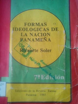 Formas Ideologicas de la Nación Panameña