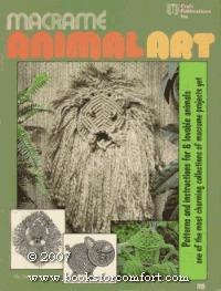 Macrame Animal Art