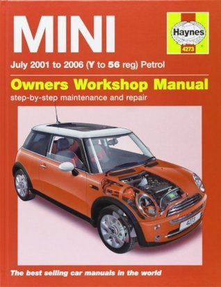 Mini (Petrol) Service and Repair Manual: 2001 to 2006 (Haynes Service and Repair Manuals)
