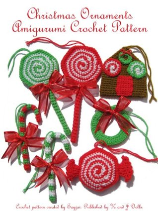 Christmas Ornaments Amigurumi Crochet Patterm
