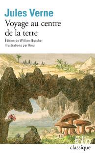 Voyage au centre de la Terre por Jules Verne